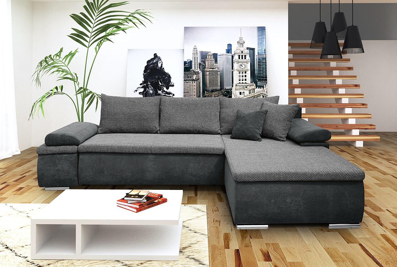 Что такое угловой диван и чем его можно застелить?