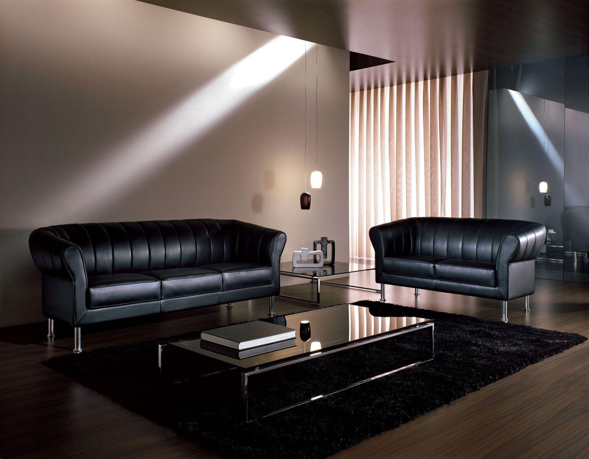 Что такое кожаный диван