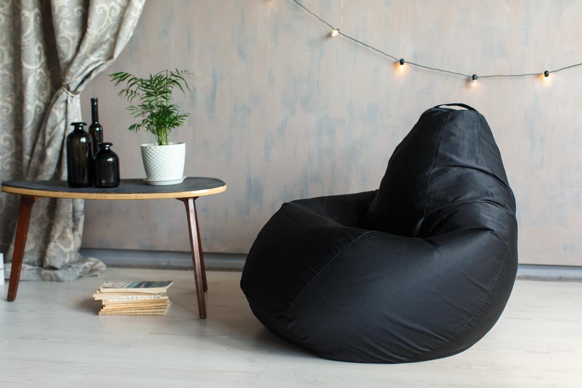 Чем наполнить кресло мешок в домашних условиях